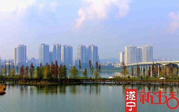 遂寧又來一地產開發商-融創中國